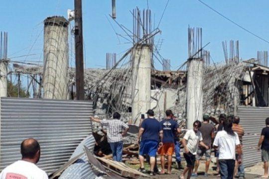 tragedia en santa teresita: identificaron a las seis victimas fatales del derrumbe
