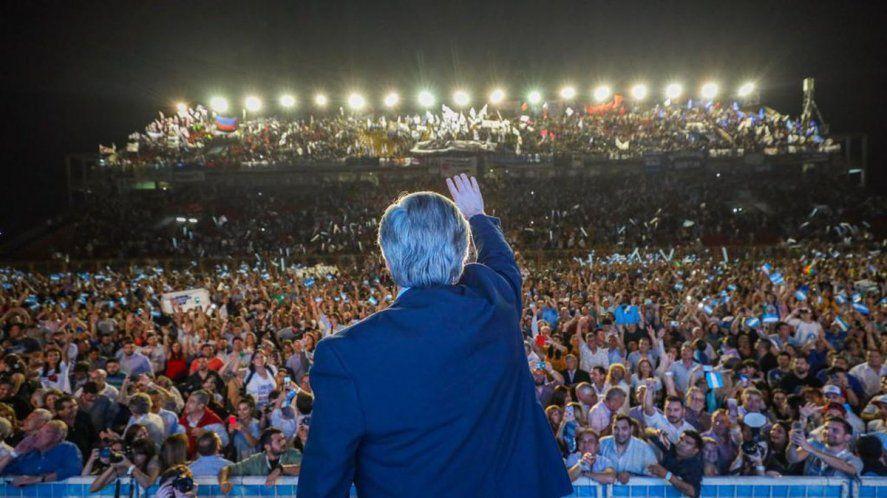 Alberto Fernández convocó a movilizar el 17 de octubre