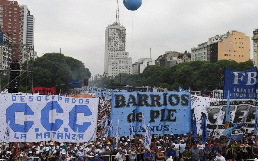 Se viene la primera gran marcha del año: movimientos sociales reclamarán en todo el país