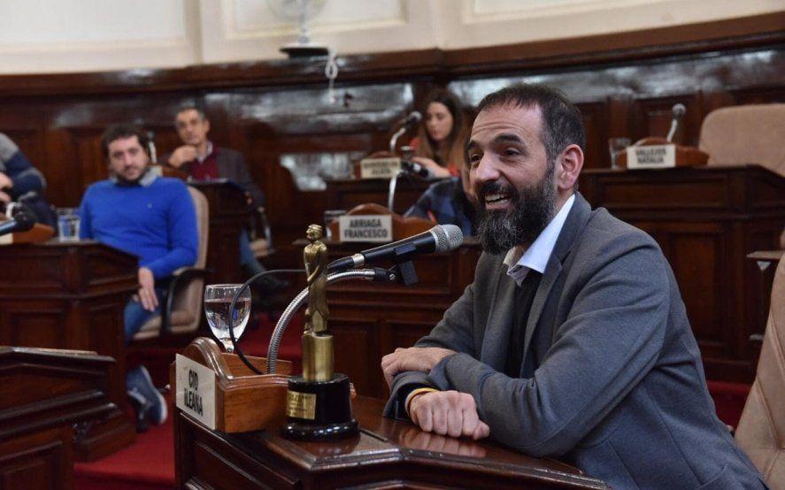 Reconocen al periodista Eduardo Aller como Personalidad Destacada de la Cultura de La Plata
