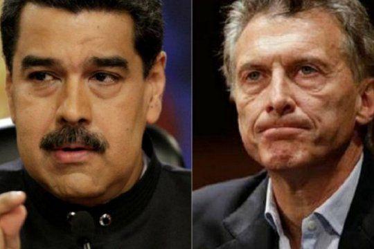 macri vs. maduro: el riesgo pais en argentina aumento cinco veces mas que en venezuela