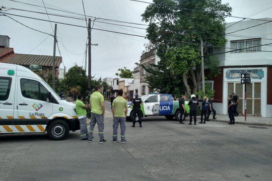 Un policía baleó a otro en Ituzaingó