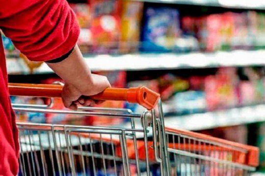 Los datos de inflación de febrero dieron con un aumento promedio de precios del 3,6%.