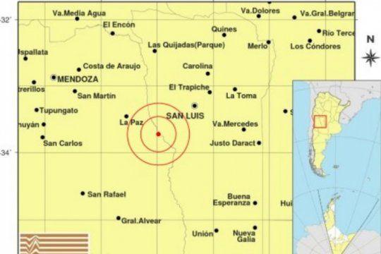 temblor en bahia blanca: la localidad bonaerense sintio un sismo con epicentro en mendoza