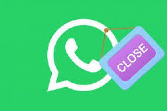 whatsapp va por todo: a partir de hoy, comenzara a suspender a algunos de sus usuarios