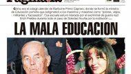 La Tapa de Página12 que despertó criticas de diarios y periodistas hegemónicos