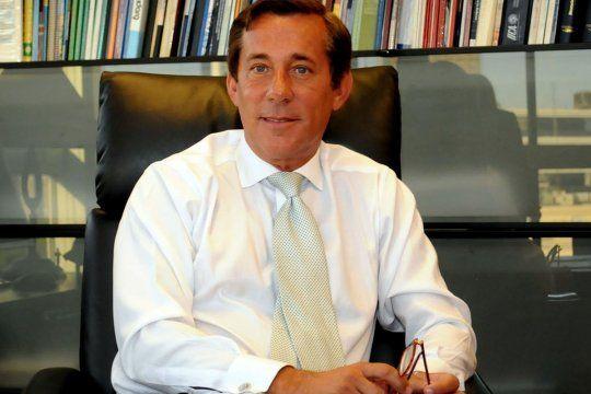 El gobierno desplazó al embajador argentino en China, Luis María Kreckler
