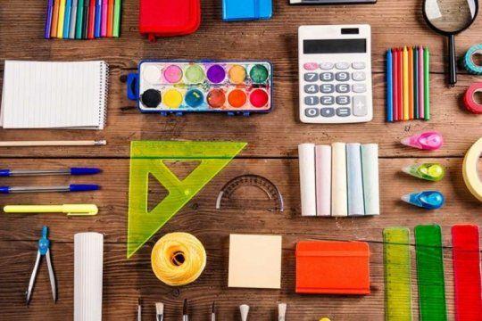 vuelta a clases solidaria: organizan una colecta de utiles escolares para ayudar a los mas chicos
