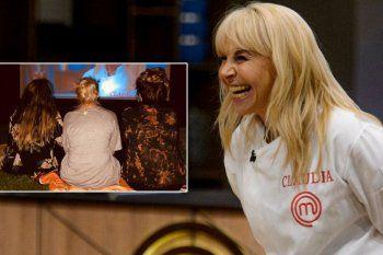 Claudia Villafañe es la ganadora de MasterChef Celebrity y en las redes recordaron al 10.