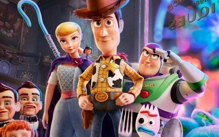 A un día del estreno, Toy Story 4 fue vista por más de 430 mil espectadores