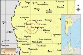 El terremoto tuvo epicentro en San Juan pero se sintió en varias provincias inclusive Buenos Aires. La escala del sismo fue 6.8 de Richter