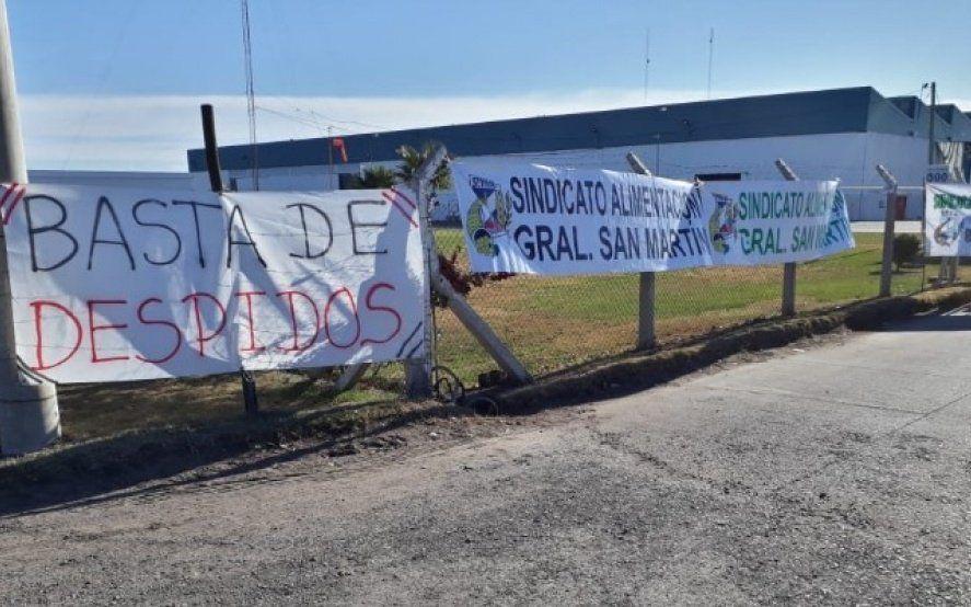 """El dramático testimonio de un despedido de La Campagnola: """"Tengo 55 años, me mataron en vida"""""""