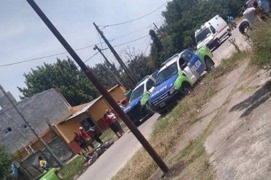 un policia federal retirado devenido en custodio de un cobrador mato de dos balazos a un ladron