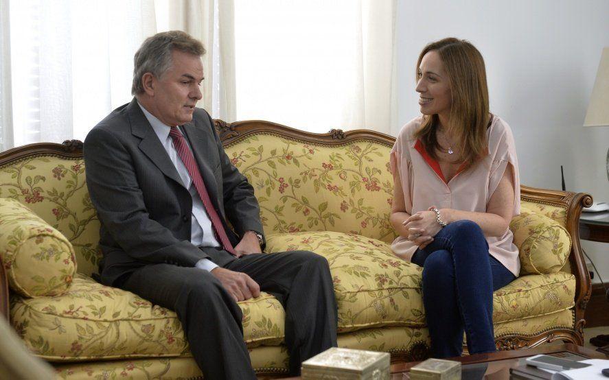 "Un intendente no descartó a Vidal como candidata a presidenta y vaticinó ""sorpresas"""