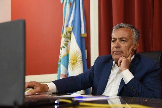 Alfredo Cornejo habló de Mauricio Macri, de Horacio Rodríguez Larreta y de las elecciones 2023.