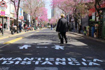vuelven las peatonales a la plata: cuando y en que calles