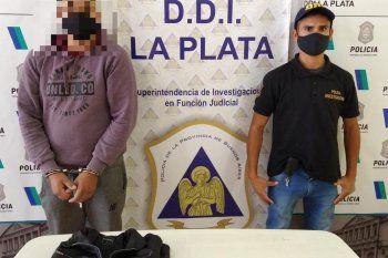 El presunto ladrón, de 29 años, fue detenido en Lanús