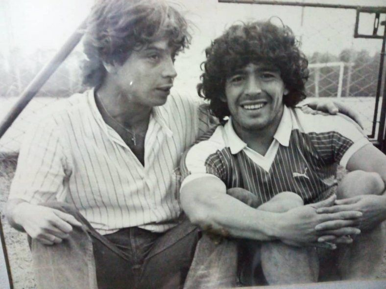 Daniel Dátola recordó a Maradona: Diego era un pibe que quería jugar a la pelota, nada más