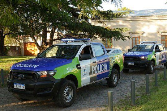 El robo fue en una casa de la calle Bolivia al 726, en Pergamino