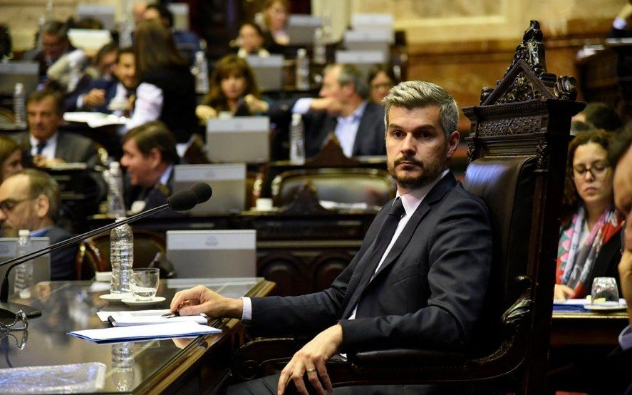 """""""No nos vamos en diciembre"""" y otras frases destacadas de Peña en el Congreso"""