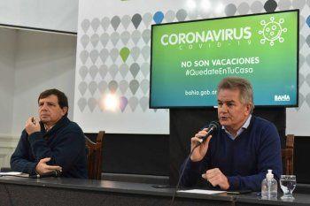 Las vacunas al hospital provincial Penna y no al Municipal yhablan de represalia política.