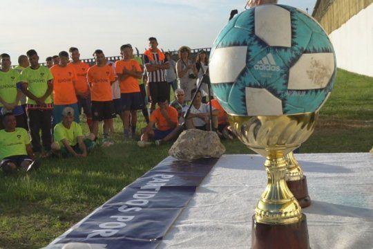 mira como se desarrollo el torneo de futbol integrador copa penitenciaria bonaerense 2019 en florencio varela