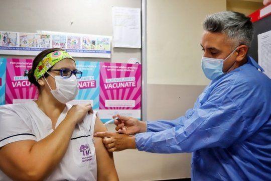 El viceministro de Salud bonaerense, Nicolás Kreplak, ratificó que en febrero comenzará la vacunación en territorio contra el coronavirus