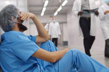 Cicop advirtió sobre el estado crítico del sistema de salud