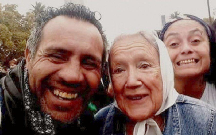 Un hombre lleva más de una semana detenido por hacer una escultura de Santiago Maldonado