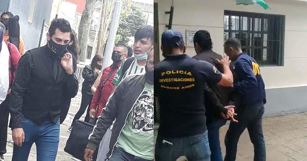 detienen a un cantante de cumbia acusado de abuso