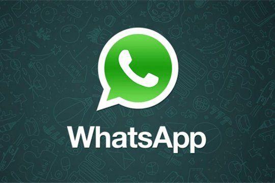duro poco: whatsapp resolvio la falla y ya se pueden ver todas sus funciones