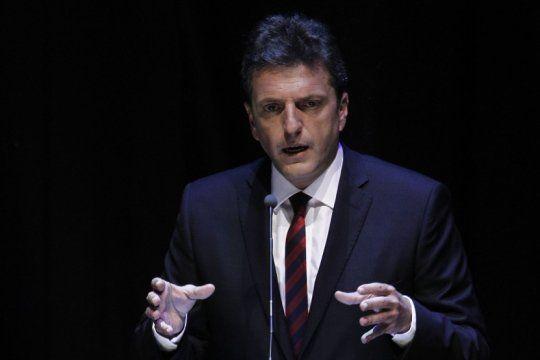 massa espera un aval explicito a sus propuestas para sellar el acuerdo con el peronismo k