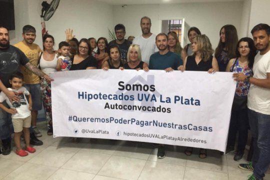 cuotas impagables: hipotecados uva exigen una ley que proteja a todos los deudores del pais por igual