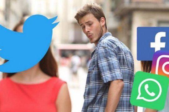 ¡tension en las redes! usuarios reportaron fallas tecnicas en instagram y facebook y los tuiteros no se la dejaron pasar
