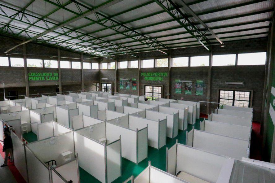 Se instaló una planta de oxígeno para abastecer hospitales en Ensenada