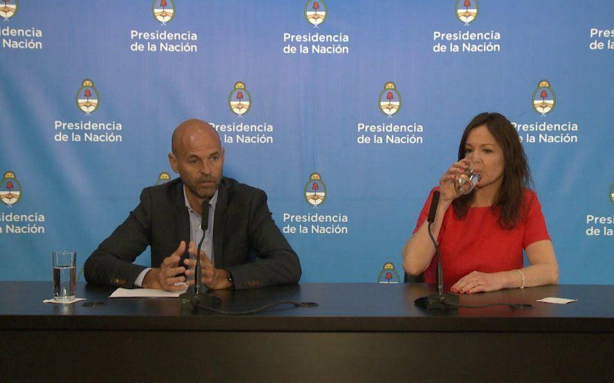 """Dos ministros ratificaron la candidatura de Macri y remarcaron que la fórmula """"está abierta"""""""