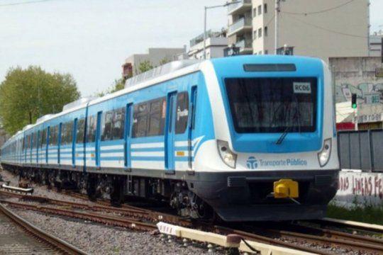 levantan molinetes en el tren sarmiento: protesta tras la detencion de un trabajador ferroviario