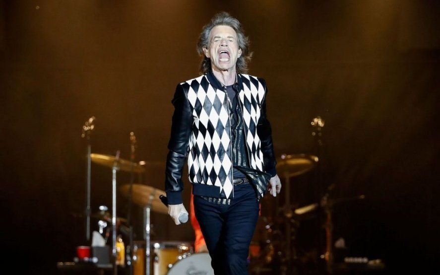 Like a Rolling Stones: Tras la operación de Mick Jagger, la legendaria banda ya está arriba de los escenarios