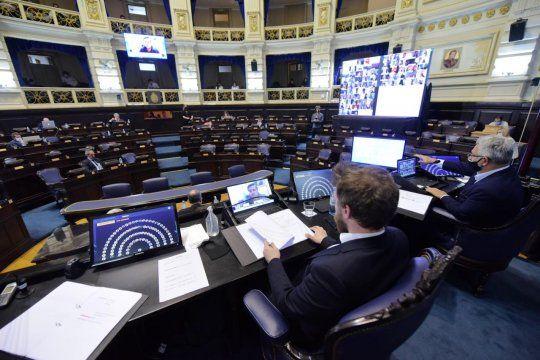 La Cámara de Diputados dió el primer paso para el tratamiento del Presupuesto 2021.