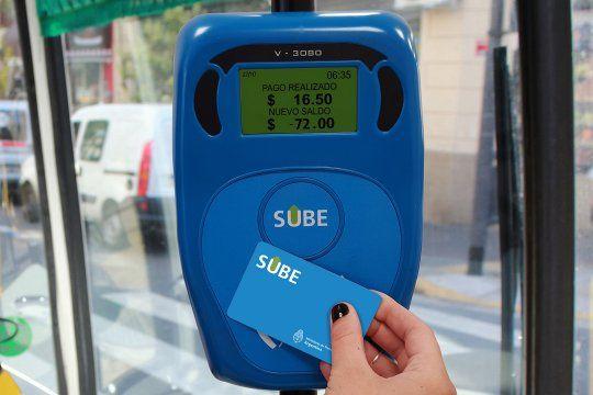 Los vecinos de Coronel Rosales ya pueden tramitar la SUBE y pagar los boletos de colectivo de forma digital.