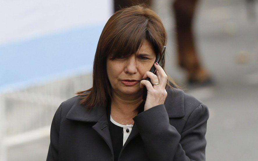 Inesperado: Patricia Bullrich se mensajeó con Juan Acosta y buscará interceder ante Ritondo