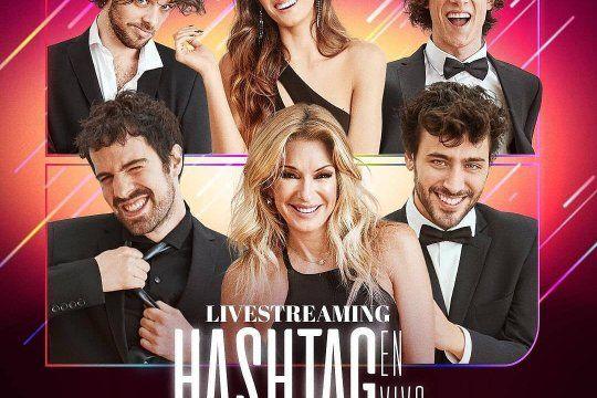 Hashtag en Vivo tuvo un estreno con fuertes críticas