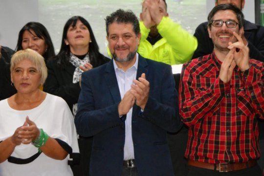 el ex juez luis arias presento su lista: ?expresa la renovacion que la gente pide en la politica?