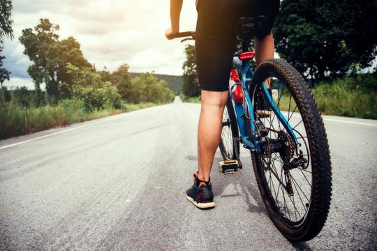 El cicloturismo es una actividad recreativa y no competitiva.