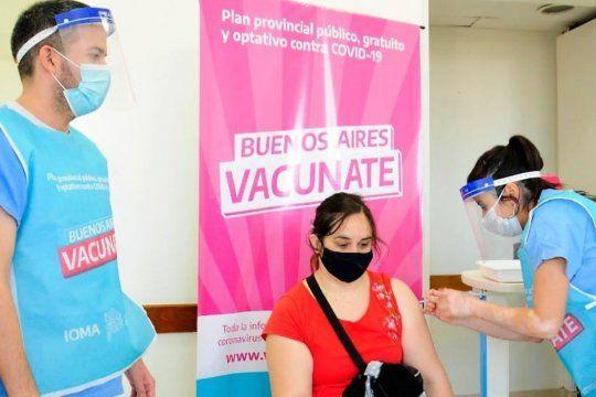 En los próximos días se estarán enviando un millón y mediode turnos de vacunación en la Provincia.