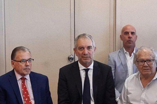 el gobierno bonaerense lanzo la mesa de dialogo con la que buscara dar fin a la sobrepoblacion en las carceles