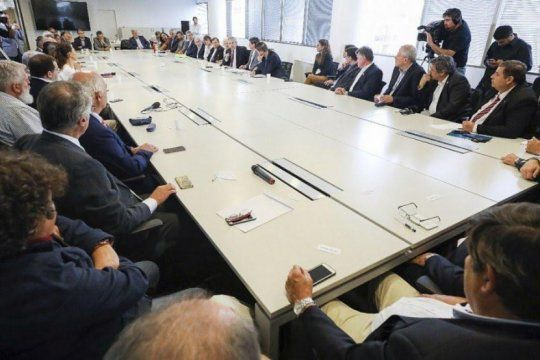 mas de 50 empresas lideres se suman al plan argentina contra el hambre