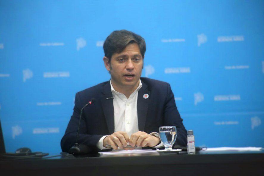 Axel Kicillof relanzará su gobierno