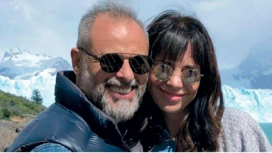 Romina Pereiro tiene Covid y Jorge Rial se encuentra aislado