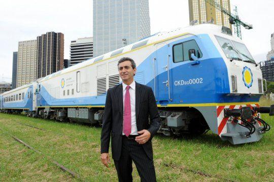 el randazzismo salio al cruce de las denuncias de macri sobre la renovacion de ferrocarriles